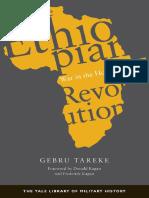 Gebru Tareke-Ethiopian Revolution_ War in the Horn of Africa-Yale University Press (2009)