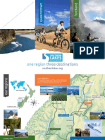 Souhern Lakes NewZealand Brochure