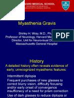 Myasthenia Gravis Guest Lecture (1)