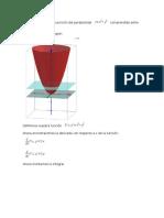 Calcular El Área de La Porción Del Paraboloide z