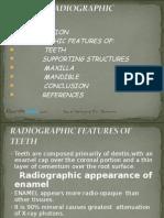 Normal Radio Graphic Anatomy Oral Medicine