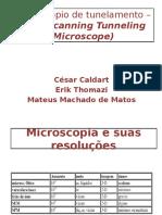 Microscópio de Tunelamento – STM Fis4 (1)