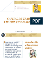 5.M Capital de Trabajo y Ratios Financieros