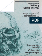 saliva y salud dental