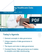 De Mystifying Healthcare Data Governance