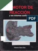 El Motor de Reaccion y Sus Istemas Auxiliares-Valentin Sainz Diez