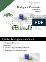 100505 Koenig Biological Databases