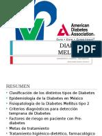 Diabetes Mellitus Platica