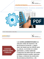 4 - Costos Estandar y Ppto Flexible