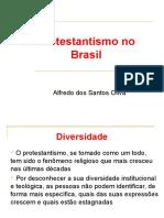 Protestantismo No Brasil I