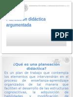 Planeación Didáctica Argumentada Formato Oficial