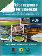 Carga Fisica Externa e Interna en Fútbolistas