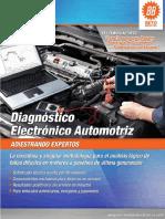 Diagnóstico Electrónico Automotriz Adiestrando Expertos