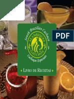 Livro de Receitas - Alambiques Gaãšchos - Cachaã‡as Especiais - Sebrae - Rs