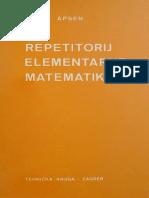 Boris Apsen-Repetitorij elementarne matematike-Tehnička knjiga (1977) __.pdf