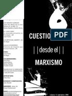 Revista Cuestionando desde el Marxismo nº3
