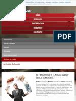 EL FIDEICOMISO Y EL NUEVO CÓDIGO CIVIL Y COMERCIAL. Revista Info Pluss - Edición FEB2015 Salta Argentina Consultora en Salta, Argentina