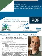 Presentation Slides Understanding NEC