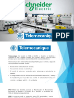 Autómatas programables Telemecanique Schneider Electric