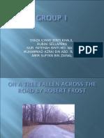 62327451 on a Tree Fallen Across the Road