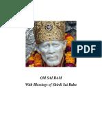 The Fragrance of Devotion in Sai-DrPriyankaPV