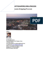 Snamprogetti Saipem Urea Process Ammonia