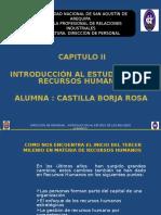 Capitulo 2 Direccion de Personal Introduccion a Los RRHH