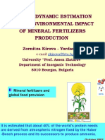 Fertilizer Plants Emissions