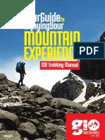 GIO Trekking Manual