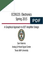 7-Bjt Amp Graph Design