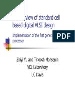 Stanndard Cell Design