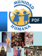 1 La Comunidad Humana 1
