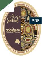 Catálogo O Tempo Dos Sonhos - Arte Aborígene