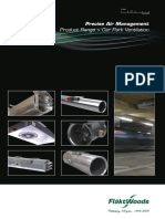 Car Park Ventilation System