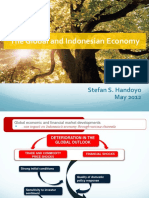 The Global and Indonesian Economy, Stefan S. Handoyo, May 2012