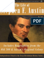 The Life of Stephen F. Austin