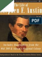 The Life of Stephen F. Austin
