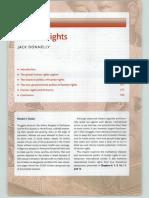 Human Rights Chapter - The Globalization of World Politics - John Baylis