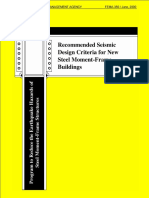 RECOMMEND SEISMIC DESIGN CRITERIA FOR NEW STEEL MOMENT - FRAME BUILDING.pdf