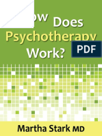 How Does Psychotherapy Work