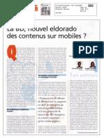 01042009_Le Journal des Télécoms_La BD, nouvel eldorado des contenus sur mobiles