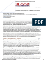 Therapy for chronic cold agglutinin disease_ perspective for further improvements.pdf