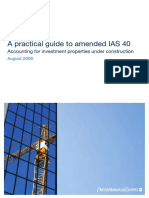 Practical Guide to Amended Ias 40