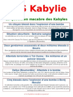 SOS Kabylie