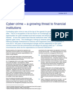 Cyber Crime a Growing Threat to Financial Institutions 6029720