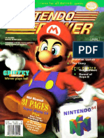 Nintendo Power Issue 085 June 1996