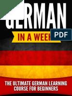 German_ German in a Week!_ - Language Guru