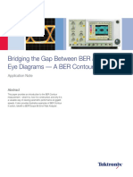 Bridging the Gap Between BER and Eye Diagrams