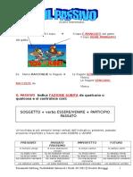 IL PASSIVO (Handout Livello Intermedio)