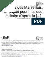 1792 Marche des Marseillois, arrangée pour musique militaire d'après la partition du cit. Gossec.pdf